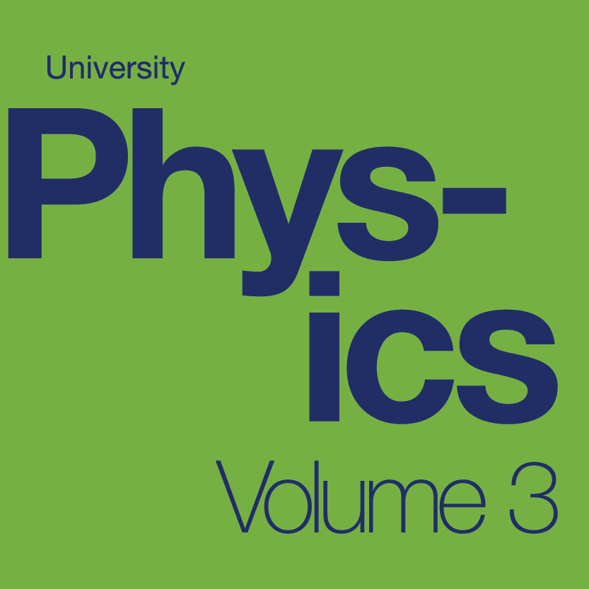 University Physics Volume 3 Logo